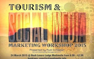 Social Media Workshop Testimonial – Michelle Matthee