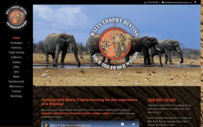 Watts Trophy Hunting Safaris